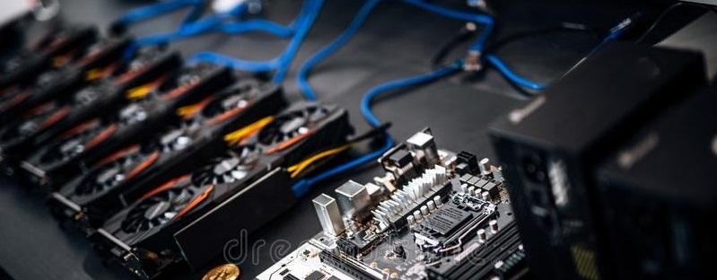 استخراج اتریوم و بیت کوین در اهواز